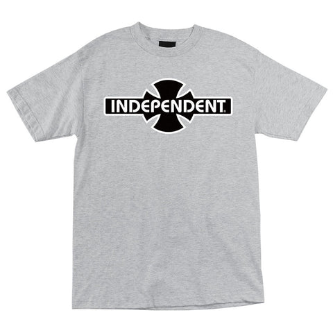 INDEPENDENT O.G.B.C. T-SHIRT ATHLETIC HEATHER