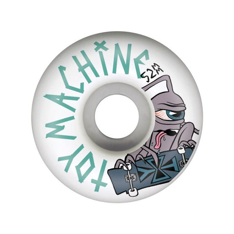 TOY MACHINE SECT SKATER 99A 52MM