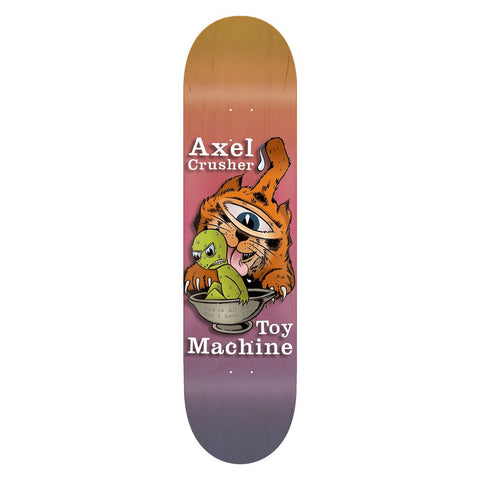 TOY MACHINE AXEL VALENTINES 8.38