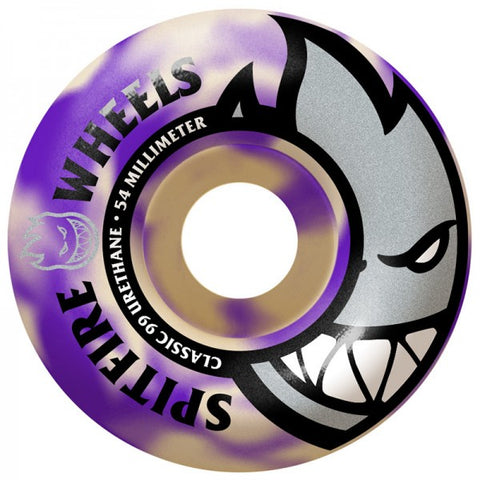 SPITFIRE BIGHEAD SWIRL PURPLE 99D 54MM