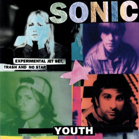 Sonic Youth-Experimental Jetset -HQ-