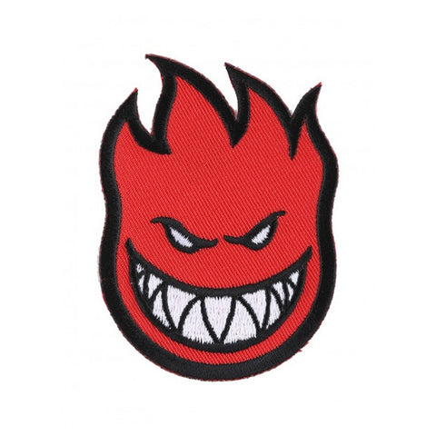 SPITFIRE BIGHEAD PATCH RED