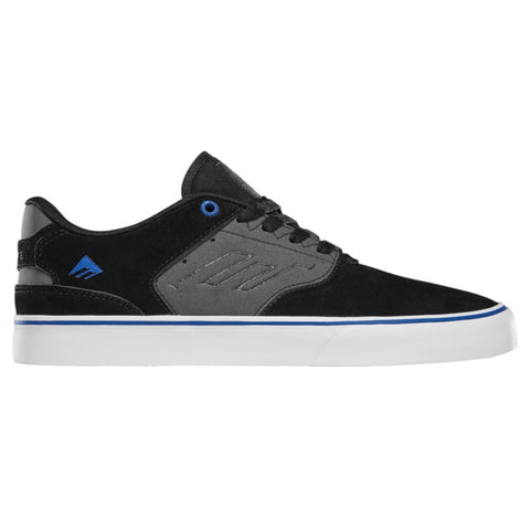 EMERICA REYNOLDS LOW VULC BLACK/GREY/BLUE