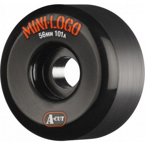 MINI LOGO A-CUT BLACK 56MM 101A