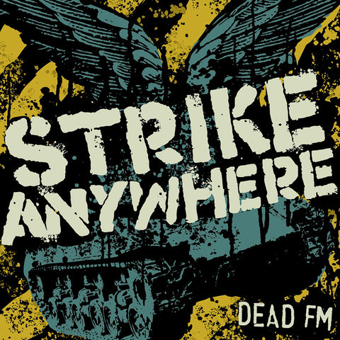 Strike Anywhere-Dead FM - Skateboards Amsterdam