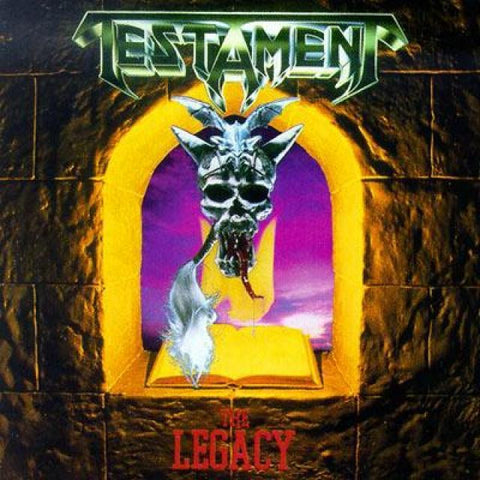 Testament-Legacy - Skateboards Amsterdam