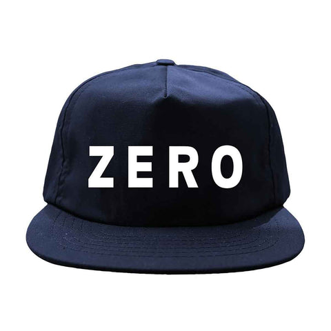 ZERO ARMY UNSTRUCTURED CAP NAVY