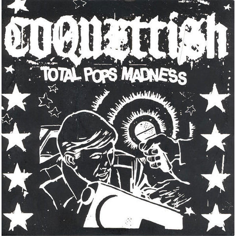 Coquettish-S/T - Skateboards Amsterdam