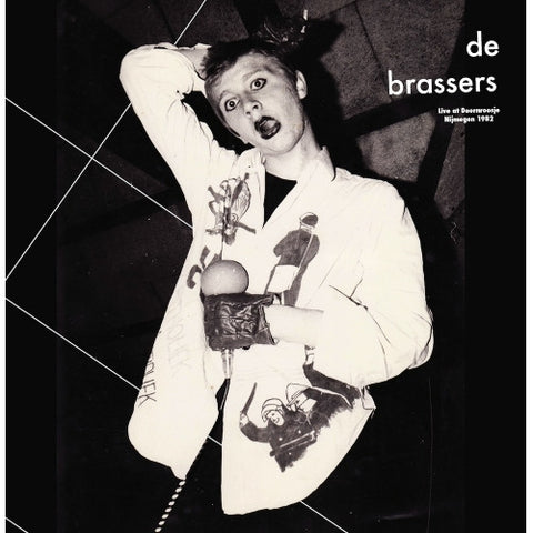 Brassers-Live At Doornroosje -Ltd- - Skateboards Amsterdam