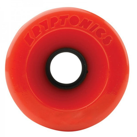 KRYPTONICS STAR TRAC 55MM 78A RED - Skateboards Amsterdam