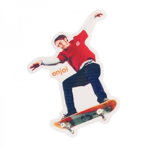 ENJOI SK8 OR DIE STICKER CASWELL