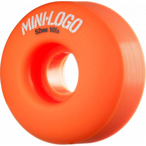 MINI LOGO C-CUT ORANGE 101A 52MM