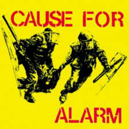 Cause For Alarm-S/T - Skateboards Amsterdam