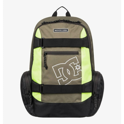 DC BREED BACKPACK FATIGUE GREEN