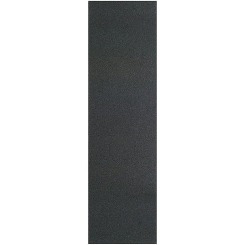 GRIZZLY BLANK GRIPTAPE SHEET BLACK 9.0