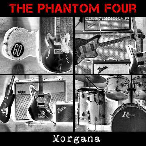Phantom Four-Morgana - Skateboards Amsterdam