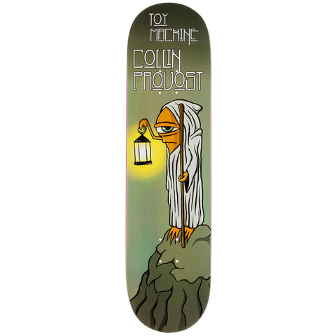 TOY MACHINE USA WOOD PROVOST STAIRWAY 8.38
