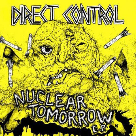 Direct Control-Nuclear Tommorow - Skateboards Amsterdam