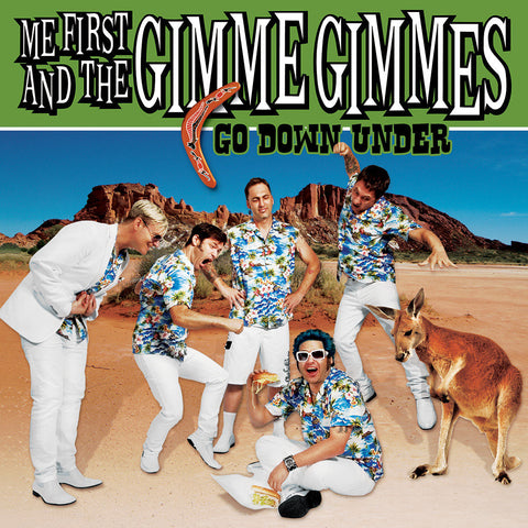 Me First And The Gimme Gimmes-Go Down Under