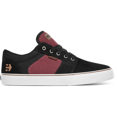 ETNIES BARGE LS BLACK/RED/BEIGE