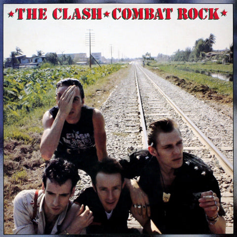 Clash-Combat Rock - Skateboards Amsterdam