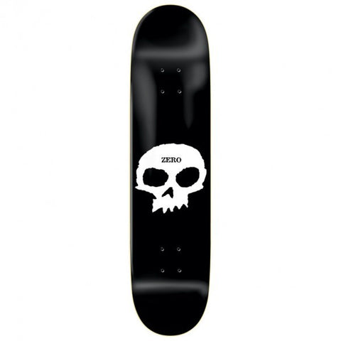 ZERO SINGLE SKULL 8.0 - Skateboards Amsterdam