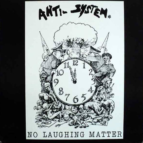 Anti System-No Laughing Matter - Skateboards Amsterdam