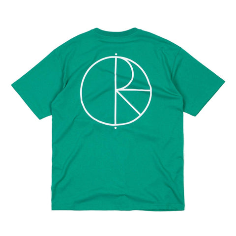 POLAR STROKE LOGO T-SHIRT GREEN