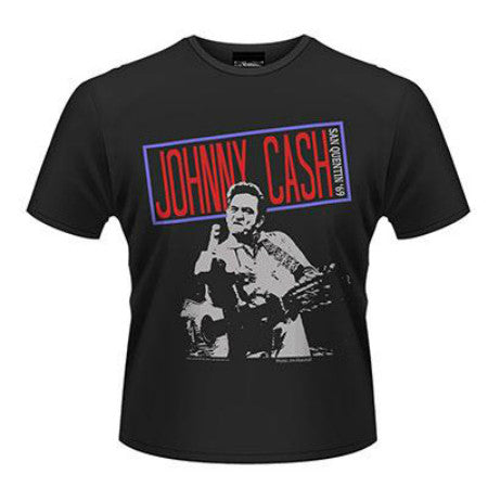 JOHNNY CASH SAN QUENTIN 69 T-SHIRT - Skateboards Amsterdam