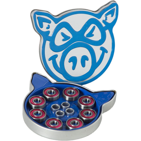 PIG ABEC 3 BEARINGS - Skateboards Amsterdam