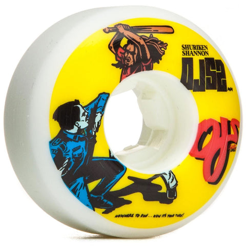 OJ SHANNON COP BEATER 52MM 101A