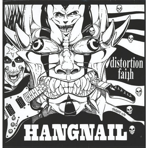 Hangnail--Sounds Like Shit - Skateboards Amsterdam