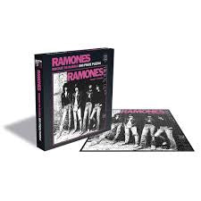 RAMONES ROCKET TO RUSSIA 500 PIECE JIGSAW PUZZLE