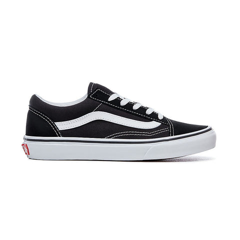 VANS OLD SKOOL BLACK/TRUE WHITE YOUTH