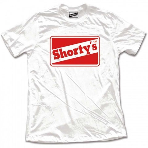 SHORTY´S ORIGINAL LOGO T-SHIRT WHITE