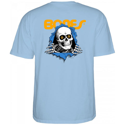 POWELL PERALTA RIPPER T-SHIRT POWDER BLUE