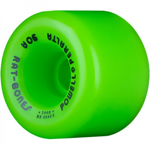 POWELL PERALTA RAT BONES 90A GREEN 60MM