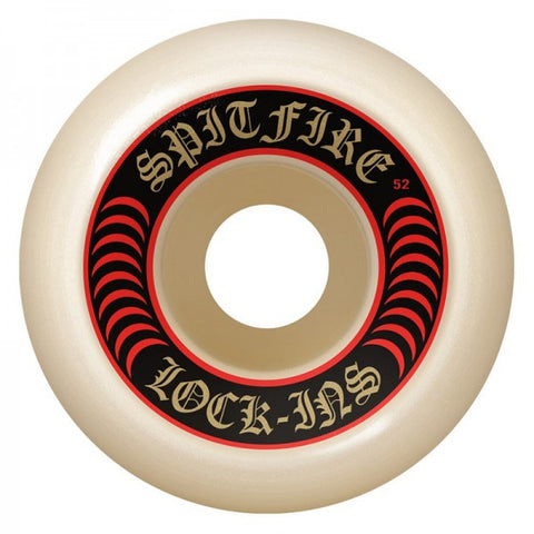 SPITFIRE FORMULA FOUR LOCK INS 101D 53MM NATURAL