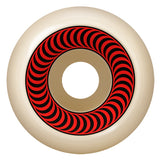 SPITFIRE OG CLASSICS 99D 60MM WHITE/RED