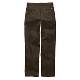 DICKIES 874 DARK BROWN CHINO - Skateboards Amsterdam - 2