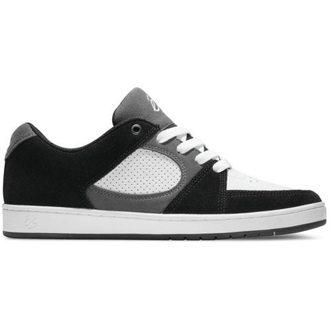 ES ACCEL SLIM BLACK/WHITE/GREY - Skateboards Amsterdam
