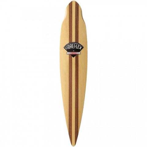 "G&S FIBREFLEX 44"" PINTAIL DECK ONLY - Skateboards Amsterdam"