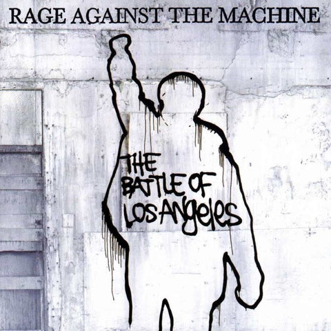 Rage Against The Machine-Battle Of Los Angeles - Skateboards Amsterdam