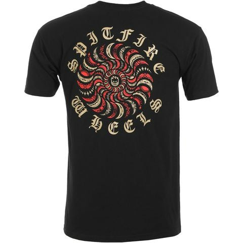 SPITFIRE GUY MARIANO PRO CLASSIC T-SHIRT BLACK