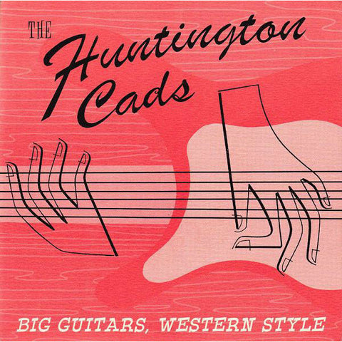 Huntington Cads-Big Guitas - Skateboards Amsterdam