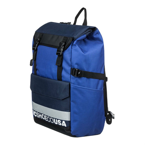 DC RUCKSTONE BACKPACK NAUTICAL BLUE