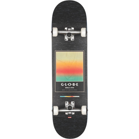 GLOBE SUPERCOLOR COMPLETE BLACK/POND 8.125