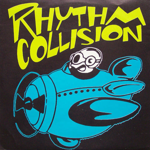 Rhythm Collision-Happy As A Fucking Clam - Skateboards Amsterdam