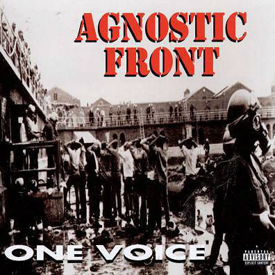 Agnostic Front-One Voice - Skateboards Amsterdam