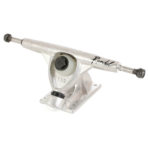 RANDAL R-II RAW SILVER TRUCK 150MM - Skateboards Amsterdam